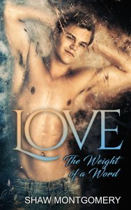 Love by Shaw Montgomery - Threesome Gay Romance Ebook Cover