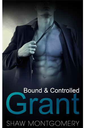 Grant by Shaw Montgomery - Gay Romance Ebook Cover