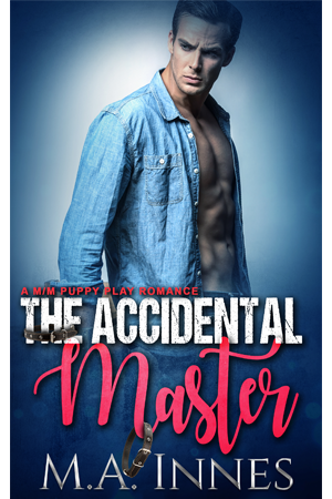 The Accidental Master by MA Innes - Gay Romance Ebook Cover