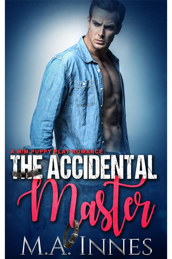 Accidental Master by MA Innes - Gay Romance Ebook Cover