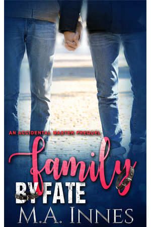 Family by Fate by MA Innes - Gay Romance Ebook Cover