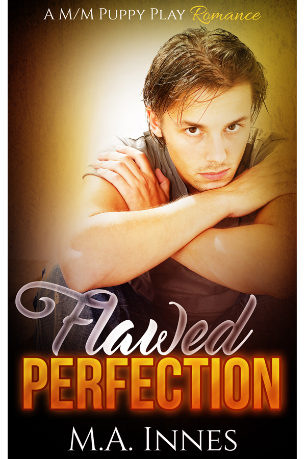 Flawed Perfection by MA Innes - Gay Romance Ebook Cover