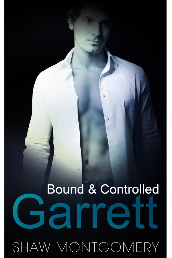 Garrett by Shaw Montgomery - Gay Romance Ebook Cover