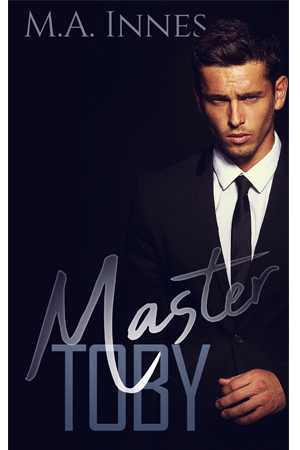 Master Tobay by MA Innes - Gay Romance Ebook Cover