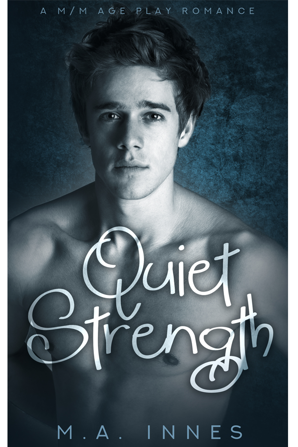 Quiet Strength by MA Innes - Gay Romance Ebook Cover