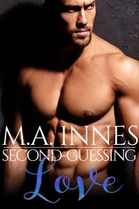 Second Guessing Love by MA Innes- Gay Romance Taboo Ebook Cover
