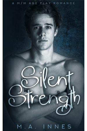 Silent Strength by MA Innes - Gay Romance Ebook Cover