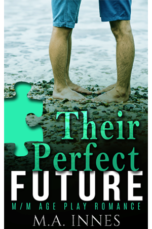 Their Perfect Future by MA Innes - Gay Romance Ebook Cover