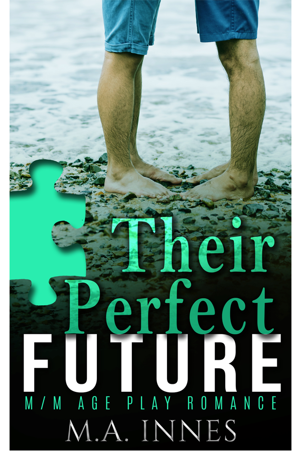 Their Perrfect Future by MA Innes - Gay Romance Ebook Cover