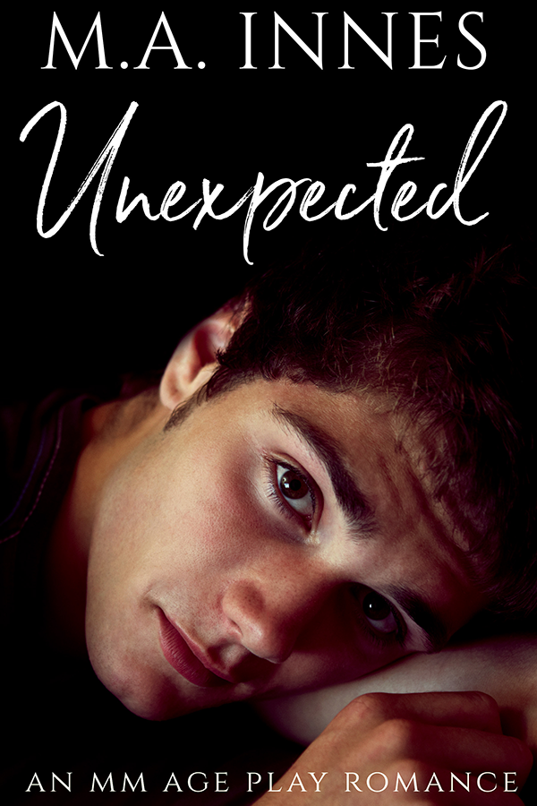 Unexpected by MA Innes - Gay Romance Ebook Cover