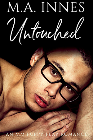 Untouched by MA Innes - Gay Romance Ebook Cover