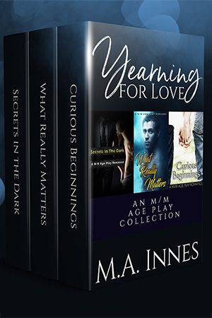 Yearning for Love by MA Innes - Age Play Standalone Box Set Ebook Cover
