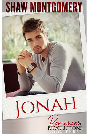 Jonah by Shaw Montgomery - Gay Romance Ebook Cover