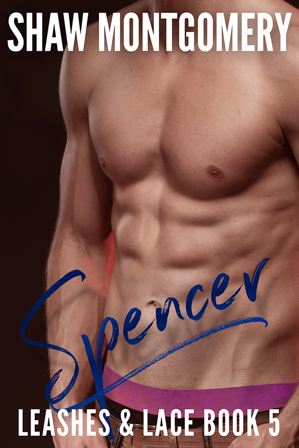 Spencer by Shaw Montgomery - Gay Romance Ebook Cover