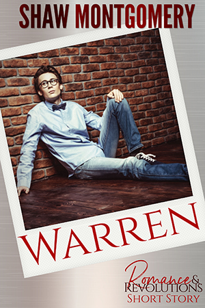 Warren by Shaw Montgomery - Gay Romance Ebook Cover