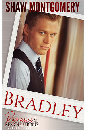 Bradley by Shaw Montgomery - Gay Romance Ebook Cover