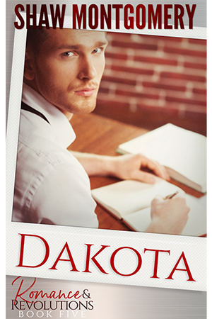 Dakota by Shaw Montgomery - Gay Romance Ebook Cover