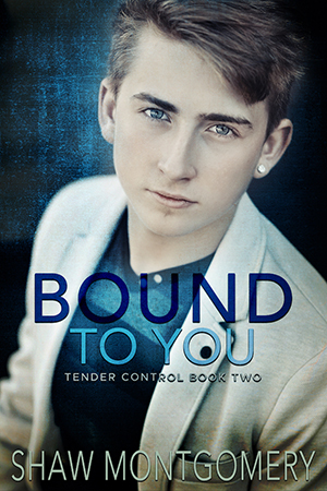 Bound To You by Shaw Montgomery - Gay Romance Ebook Cover