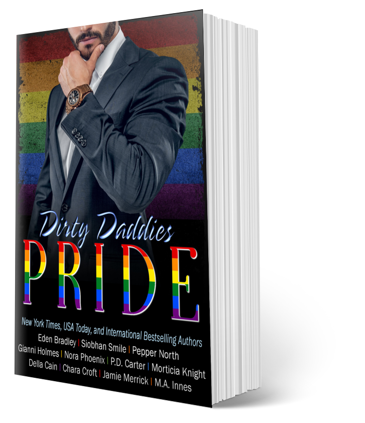 Dirty Daddies Pride Anthology 2021 Cover