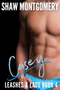 Casey by Shaw Montgomery - Gay Romance Ebook Cover