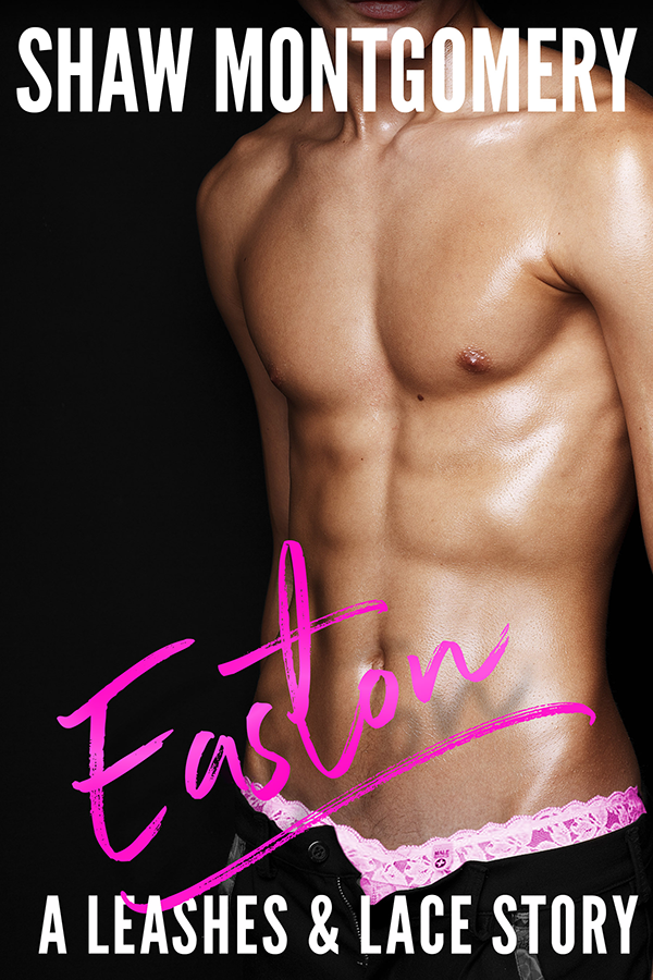Easton by Shaw Montgomery - Gay Romance Ebook Cover