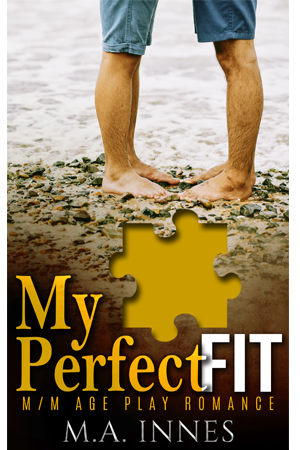 My Perfect Fit by MA Innes - Gay Romance Ebook Cover
