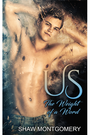 Us by Shaw Montgomery - Gay Romance Ebook Cover