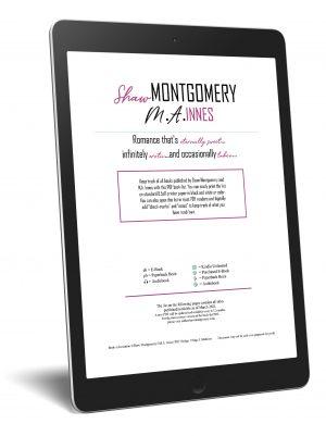 Shaw Montgomery - MA Innes PDF Booklist tablet mock up