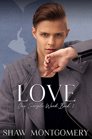 Love by Shaw Montgomery - Gay Romance Book Cover